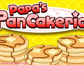 Papas pancakeria juegos kizi